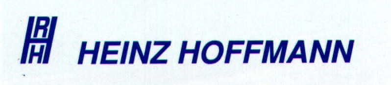 Das Firmenlogo von Heinz Hoffmann, Hersteller für Sonnenschutz & Sonnensegel.